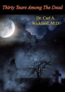 Mrs. Wickland acted as a medium to talk to ghosts